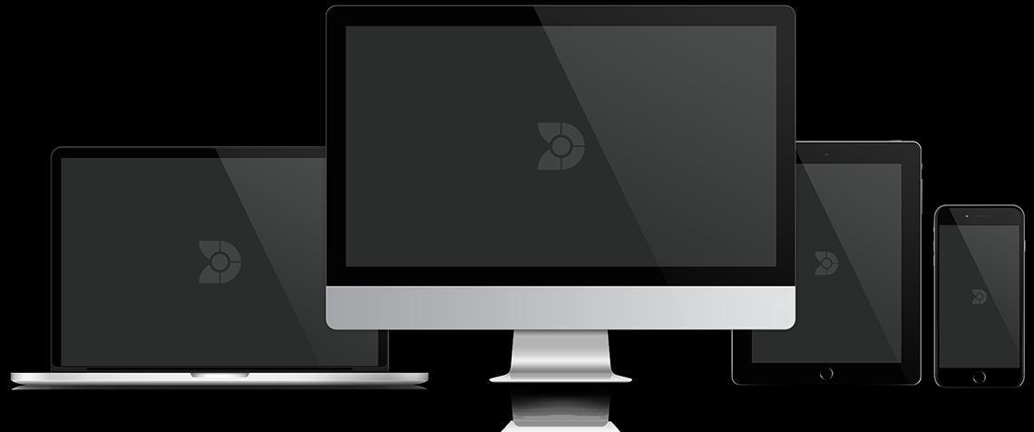 Mobile Ready - 100% Responsive Web Design.